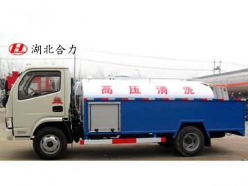 东风小多利卡清洗车(